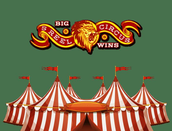 5-Reel Circus Hero Image Inner 2