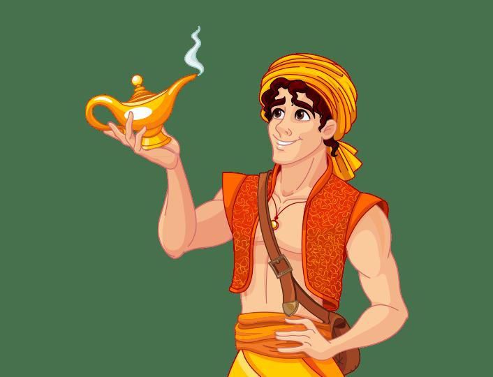 Aladdin's Loot Hero Image Inner 2