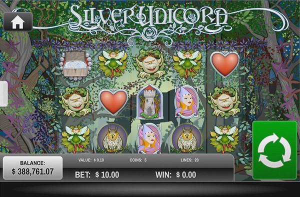 Silver Unicorn Hero Image Inner Center