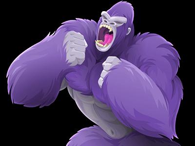 Golden Gorilla Hero Image Inner 2