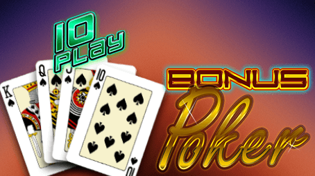 Bonus Poker 10 Play