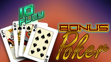 Bonus Poker 10 Play