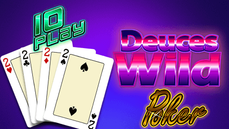 Deuces Wild Poker 10 Play