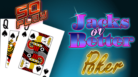 Jacks Or Better Poker 50 Play