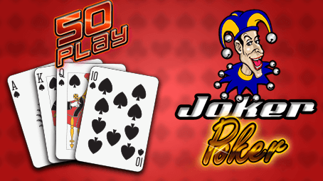 Joker Poker 50 Play