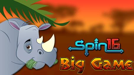 Big Game Spin16