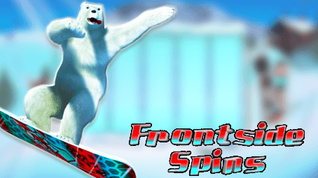 Frontside Spins