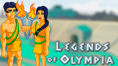 Legends Of Olympia