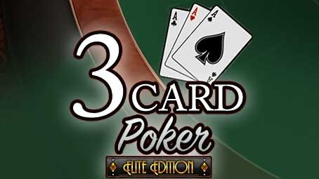 Three Card Poker: Elite Edition