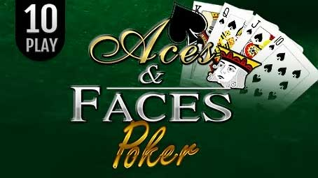 Aces & Faces Poker 10 Play