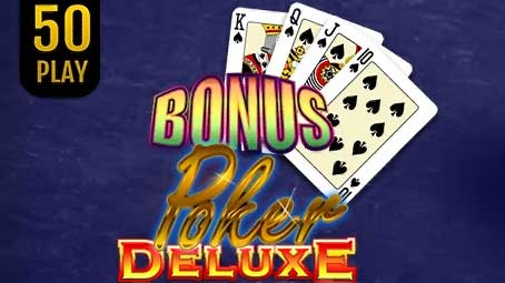 Bonus Poker Deluxe 50 Play