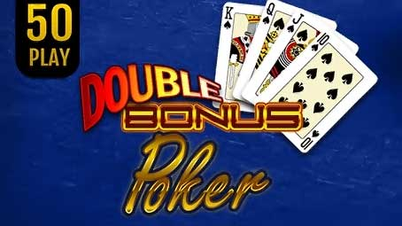 Double Bonus Poker 50 Play