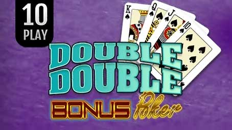 Double Double Bonus Poker 10 Play