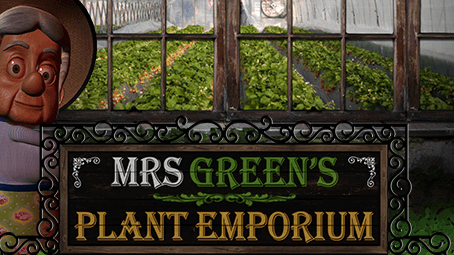 Mrs Greens Plant Emporium