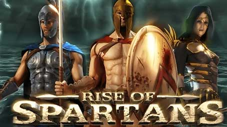 Rise Of Spartans Sidebar Image