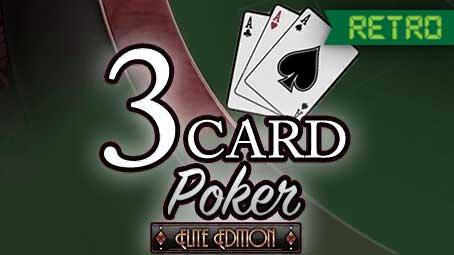 Three Card Poker: Elite Edition