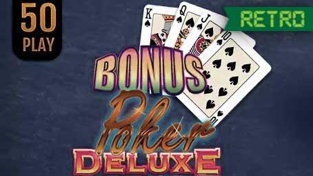 Bonus Poker Deluxe 50 Play