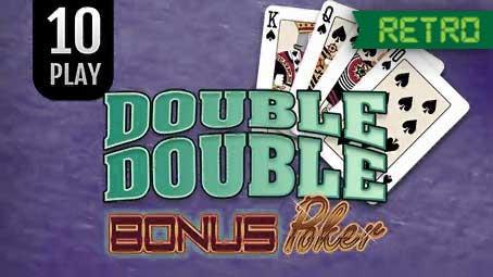 Double Double Bonus Poker 10 Play