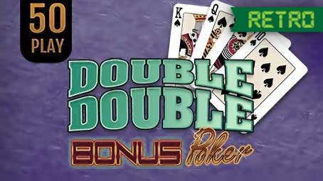 Double Double Bonus Poker 50 Play