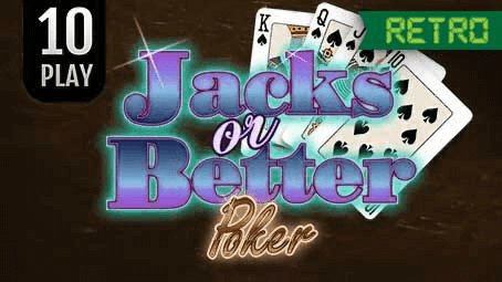 Jacks Or Better Poker 10 Play