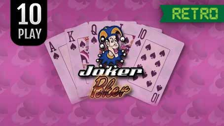 Joker Poker 10 Play