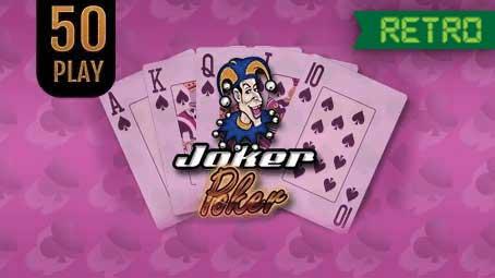 Joker Poker 50 Play