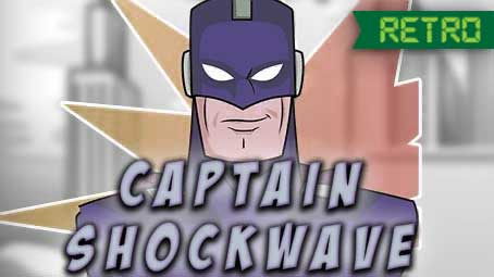 Alpha Squad Origins: Captain Shockwave