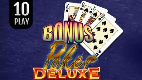 Bonus Poker Deluxe 10 Play