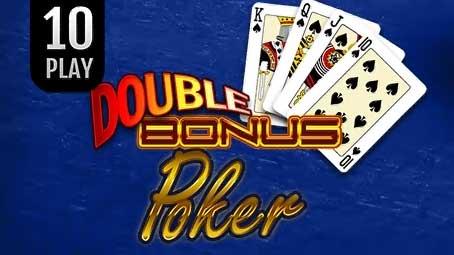 Double Bonus Poker 10 Play
