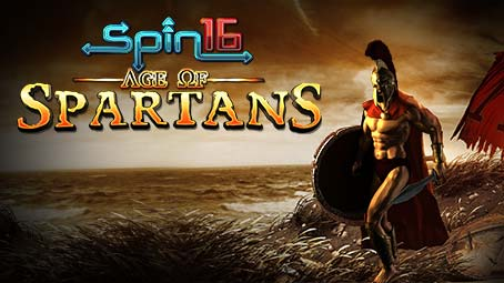 Age of Spartans Spin16