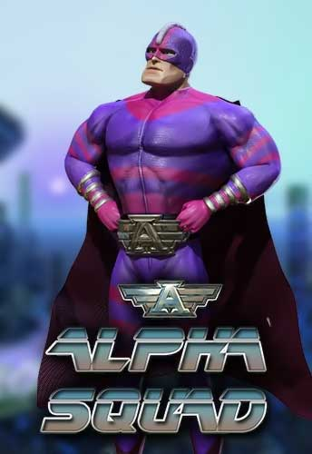 Alpha Squad Info Image