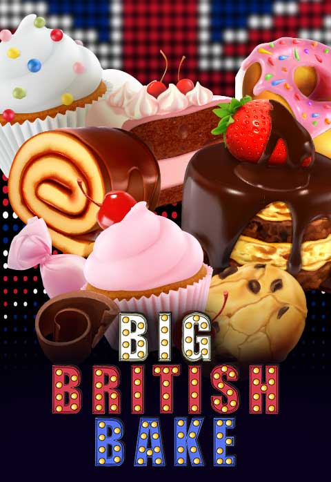 Big British Bake Info Image