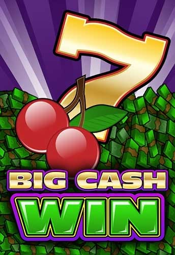 Big Cash Win Info Image