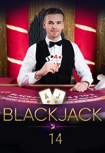 Blackjack 14