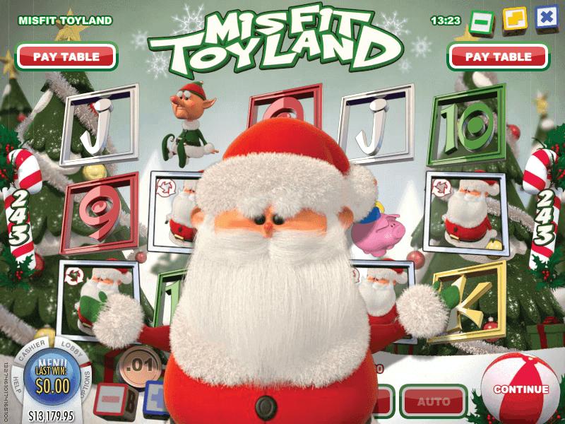 Misfit Toyland Hero Image Inner Center