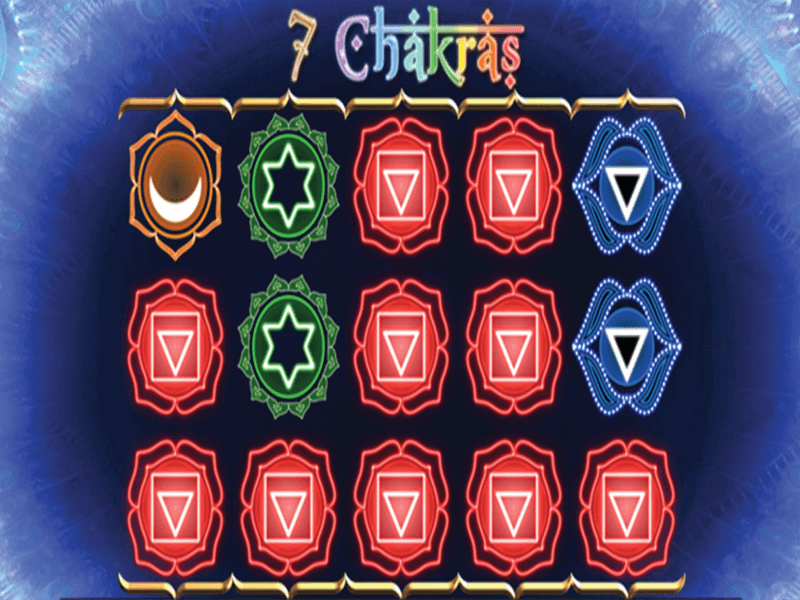 7 Chakras Hero Image Inner Center