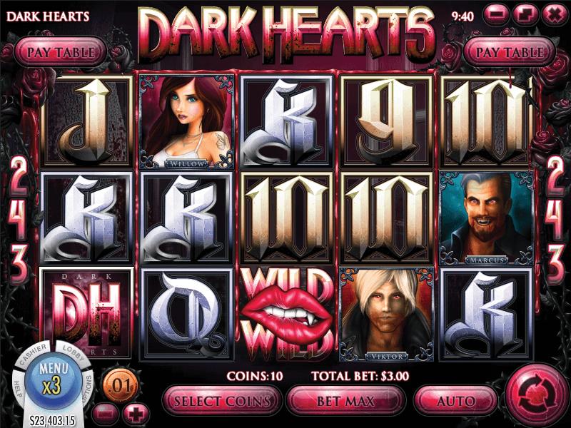 Dark Hearts Hero Image Inner Center