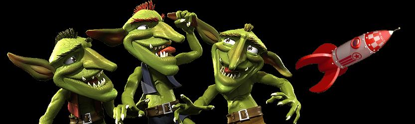 Slot Characters