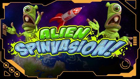 Alien Spinvasion Sidebar Image