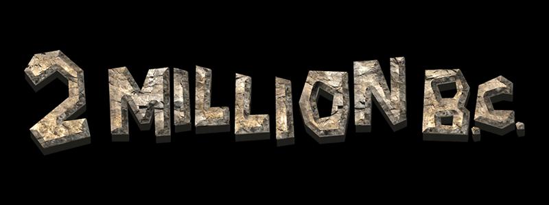 2 Million B.C. - logo