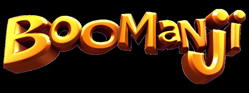 Boomanji - logo