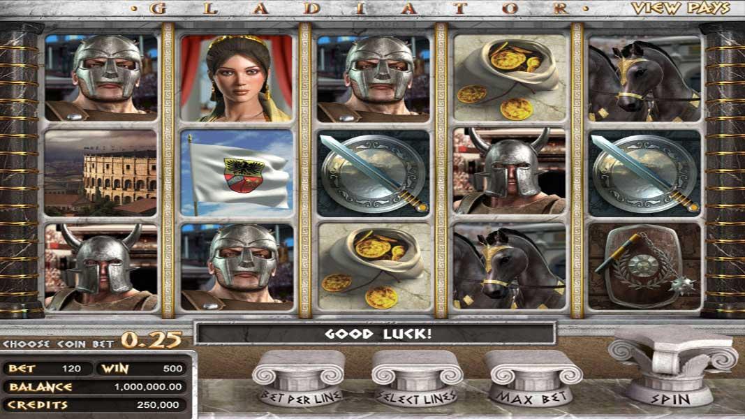 Gladiator - gallery image_0