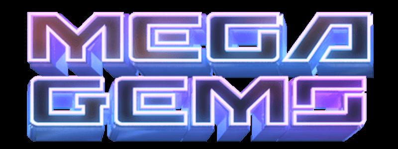 Mega Gems - logo