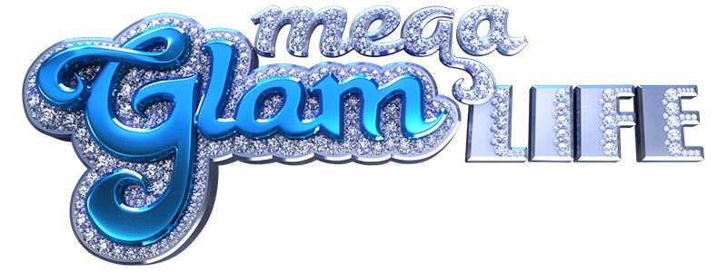 Mega Glam Life - logo