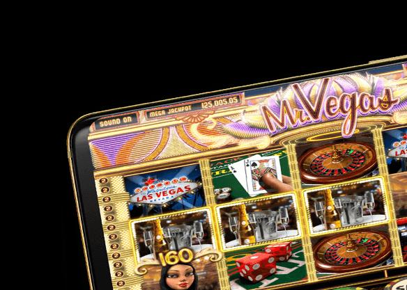 Mr. Vegas - right image