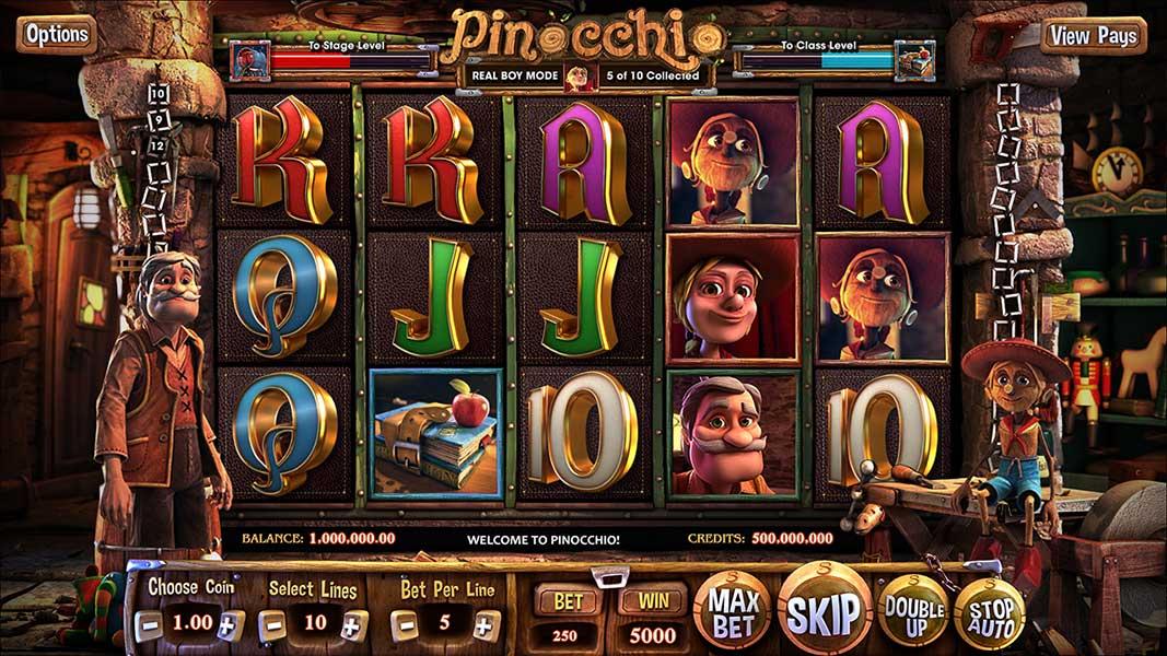 Pinocchio - gallery image_0