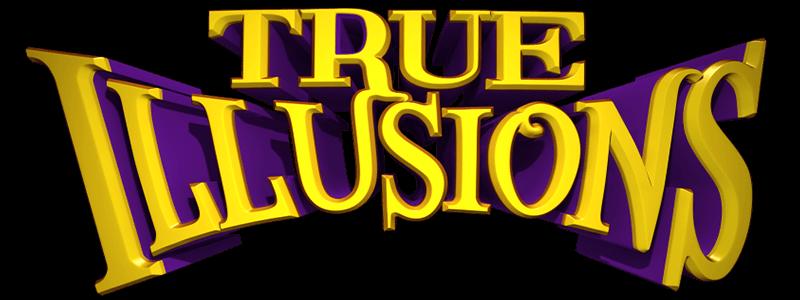 True Illusions - logo