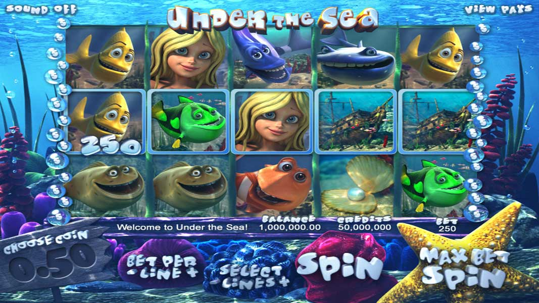 Under the Sea - gallery image_0