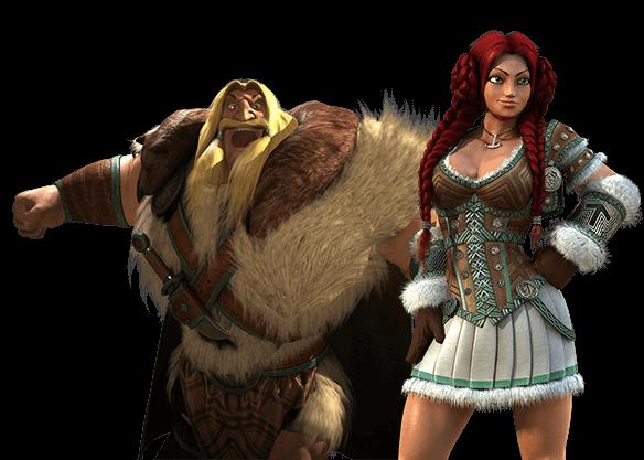 Viking Age - left image