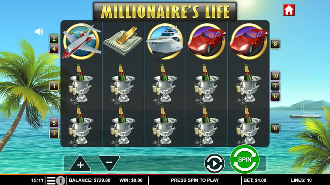 Millionaire's Life - gallery image_0